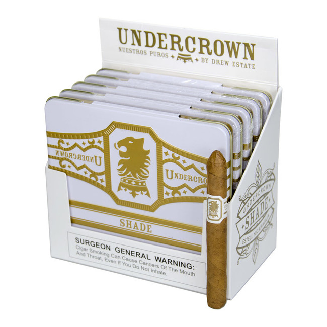 Liga Undercrown Connecticut Shade Coronets 4x32 Tins