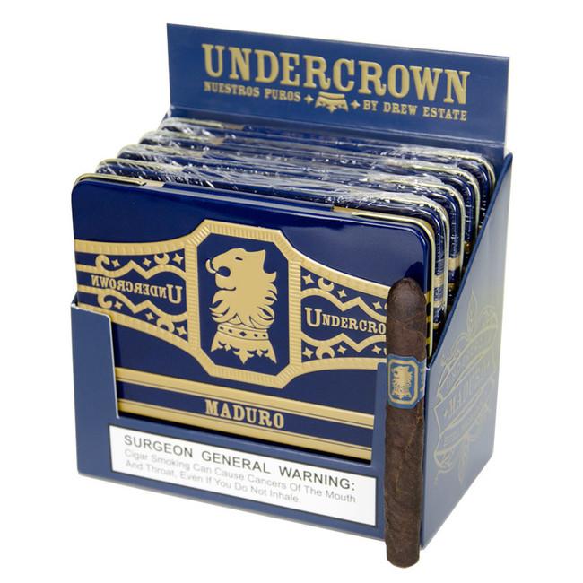 Liga Undercrown Maduro Coronets 4x32 Tins