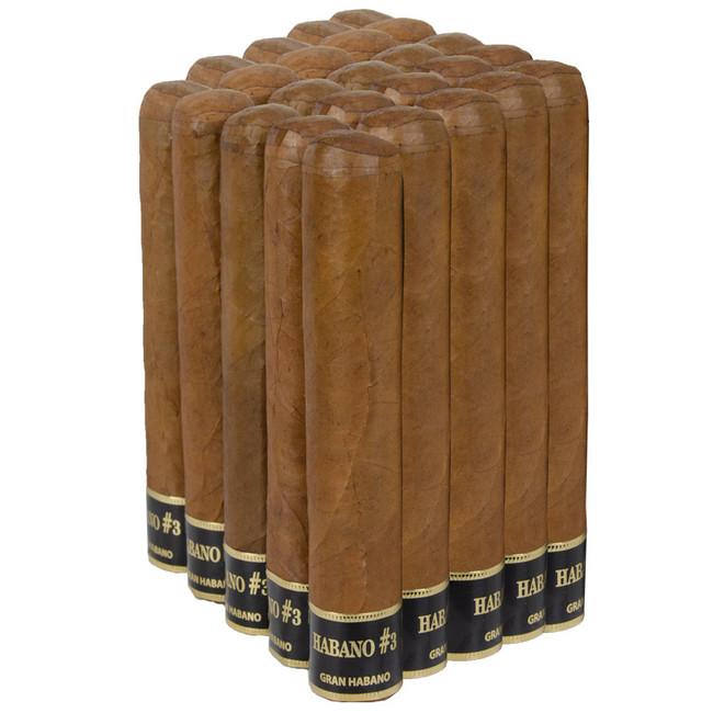 Gran Habano Habano #3 Czar 25-Pack