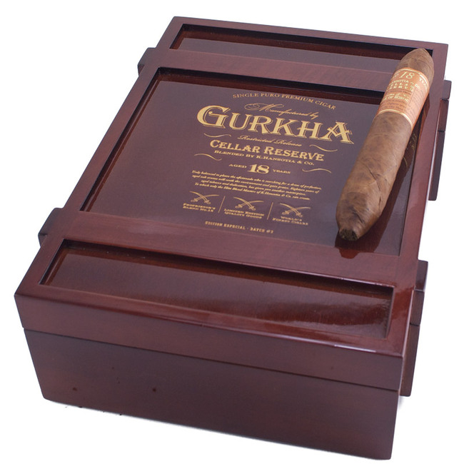 Gurkha Cellar Reserve 18 Year Edicion Especial Hedonism Grand Robusto