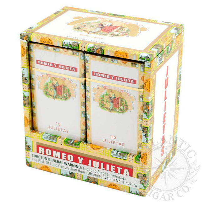 Romeo Y Julieta 1875 Julieta Packs
