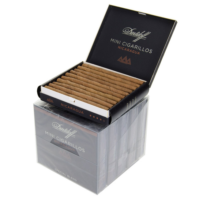 Davidoff Cigarillos Mini Cigarillos Nicaragua