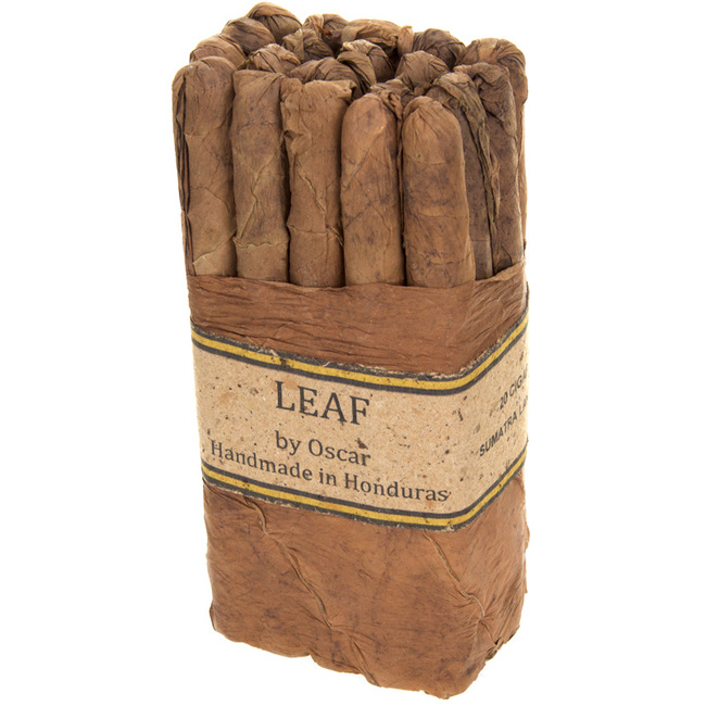 Leaf by Oscar Cigars Lancero 7x38 Sumatra