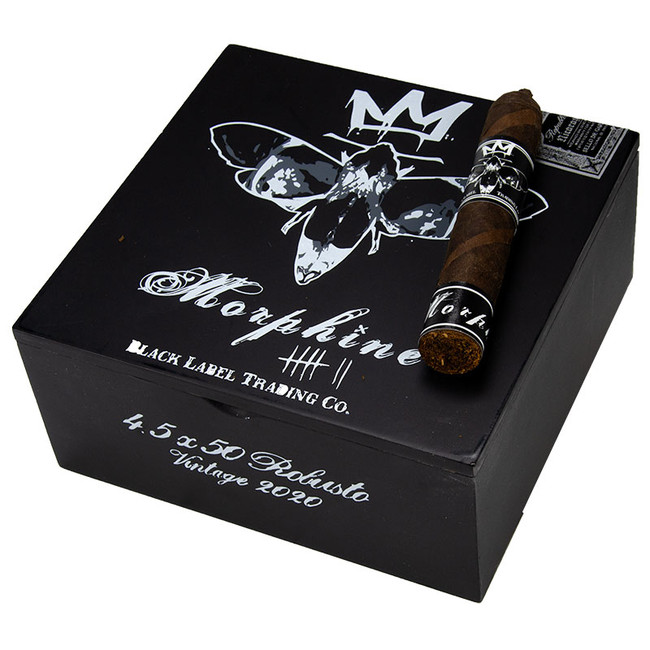 Black Label Trading Co. Limited Edition Morphine Robusto