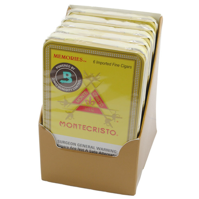 Montecristo Original Memories Tin