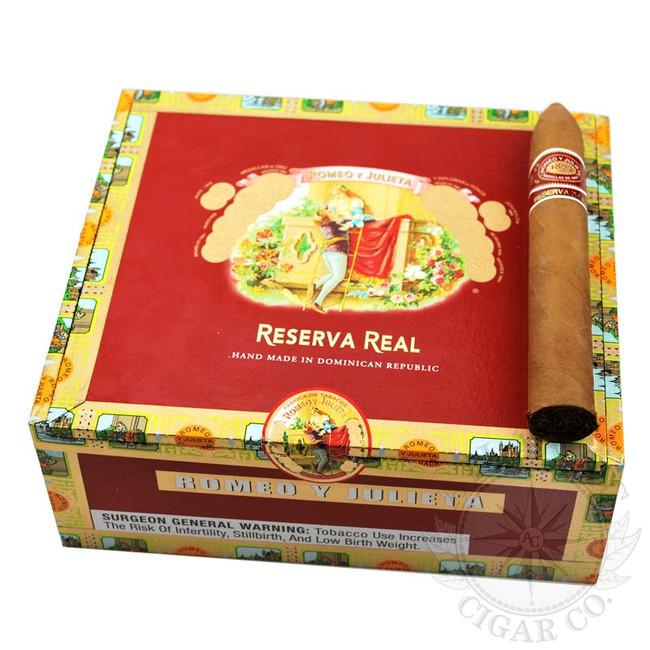 Romeo Y Julieta Reserva Real No. 2 Belicoso