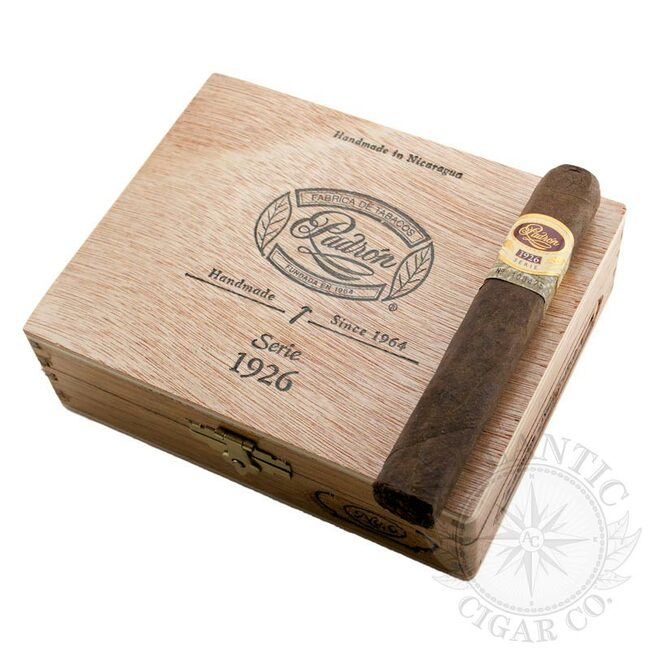 Padron 1926 Series No. 6 Natural Box 10