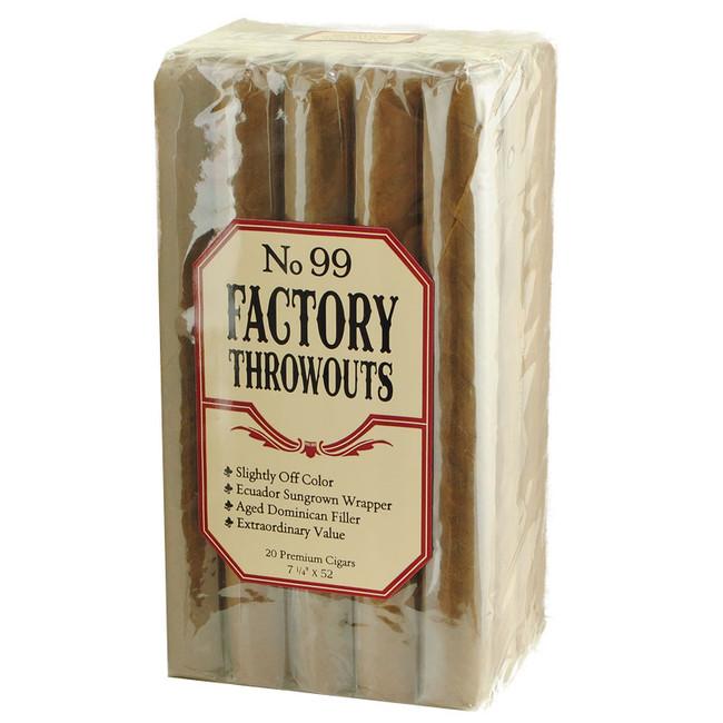 Factory Throwouts No. 99 Bundles