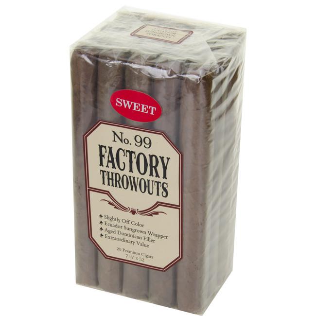 Factory Throwouts No. 99 Bundles Sweet