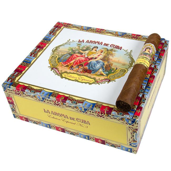La Aroma De Cuba Edicion Especial No. 3