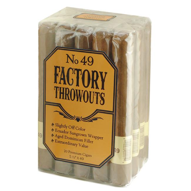Factory Throwouts No. 49 Bundles