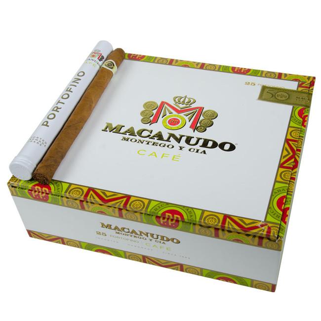 Macanudo Cafe Portofino Tube