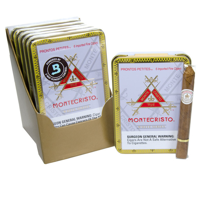 Montecristo White Label Prontos Petits Packs