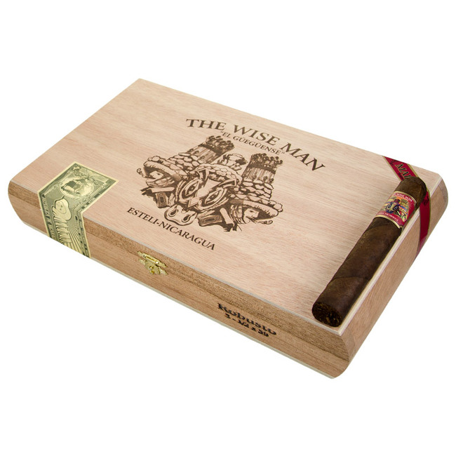 El Gueguense The Wise Man Maduro Robusto