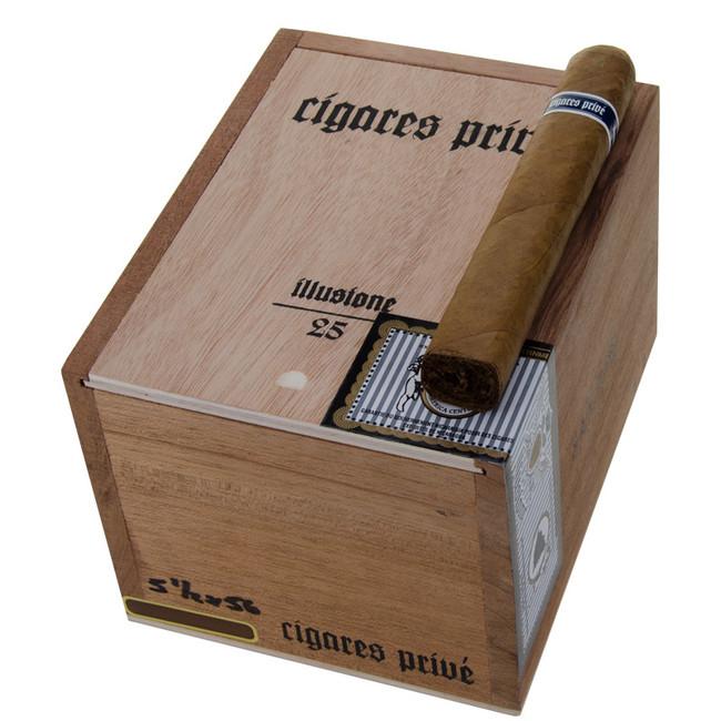 Illusione Cigares Prive SA Corojo Pressed Toro (5-1/2x56)