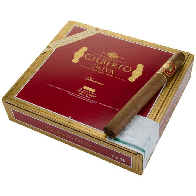 Oliva Gilberto Oliva Reserva 7x50 Churchill