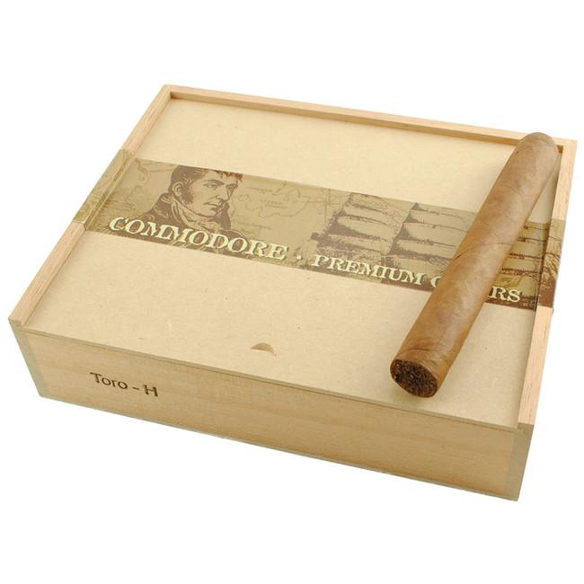 Commodore Cigars Toro Habano