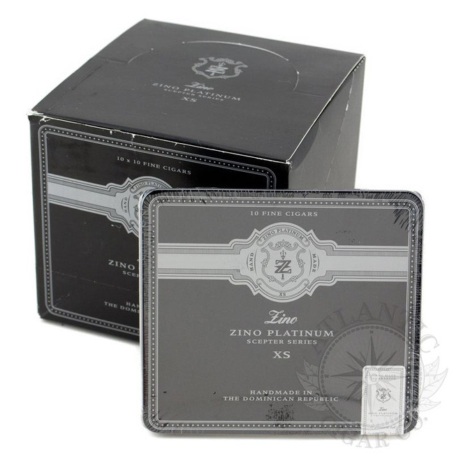 Zino Platinum Scepter XS Tin