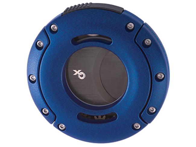 Xikar XO Cigar Cutter Blue