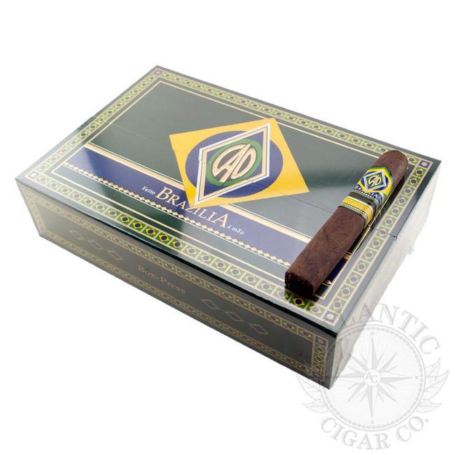 CAO Brazilia Box-Press