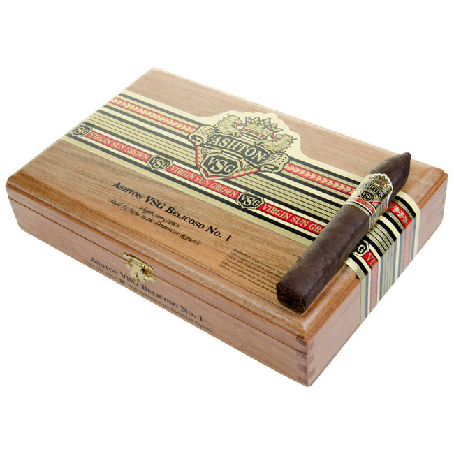 Ashton VSG Belicoso No. 1
