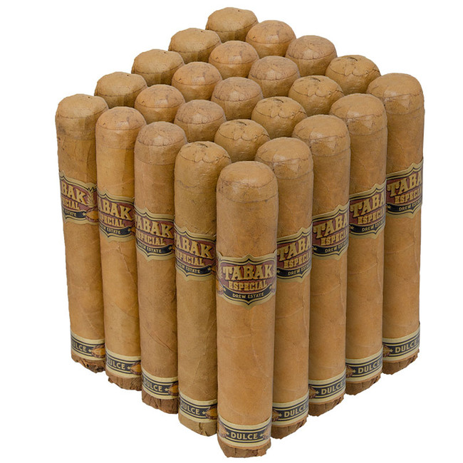 Tabak Especial Robusto Dulce 25-Pack