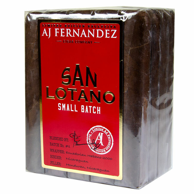 San Lotano Small Batch Habano Robusto