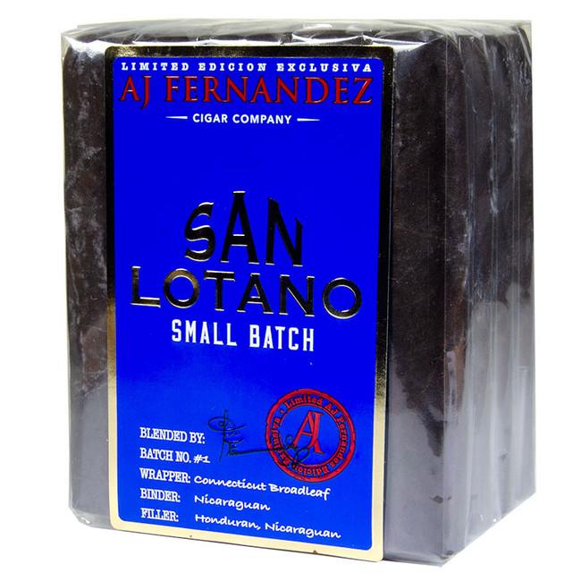 San Lotano Small Batch Maduro Robusto