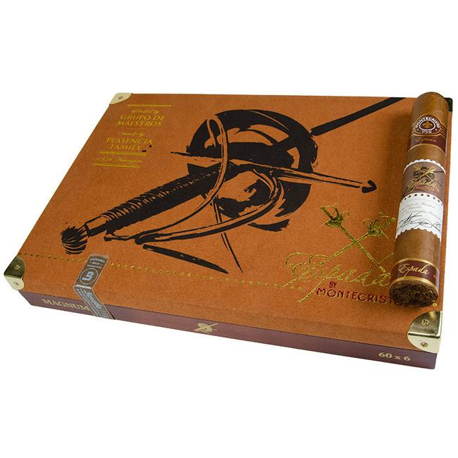 Montecristo Espada Magnum Especial 6x60