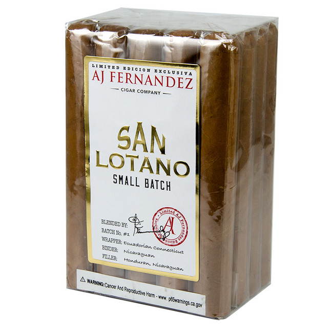 San Lotano Small Batch Connecticut Toro