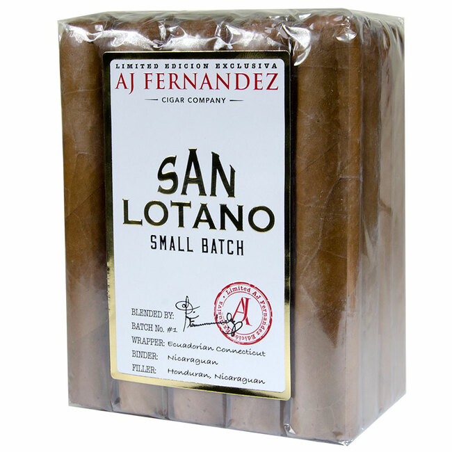 San Lotano Small Batch Connecticut Gordo