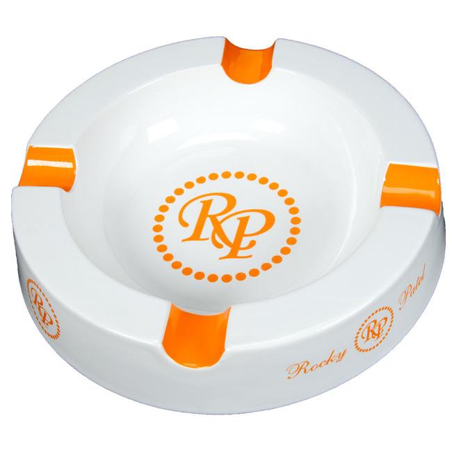 Rocky Patel Round Logo Ashtray