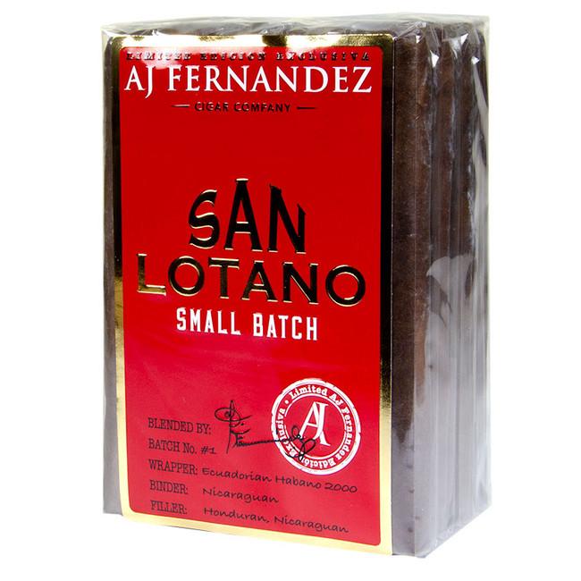 San Lotano Small Batch Habano Corona