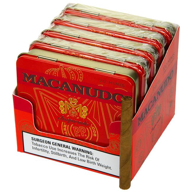 Macanudo Inspirado Orange Minis Tins