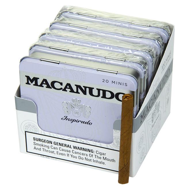 Macanudo Inspirado White Minis Tins