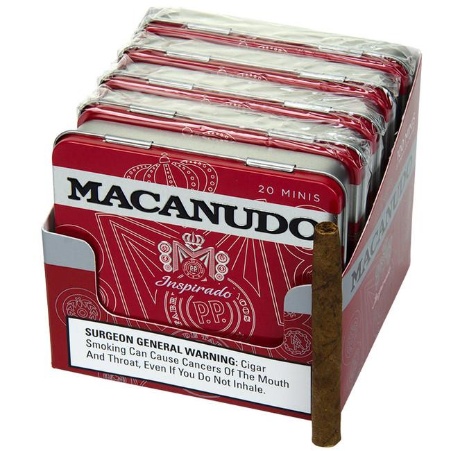 Macanudo Inspirado Red Minis Tins