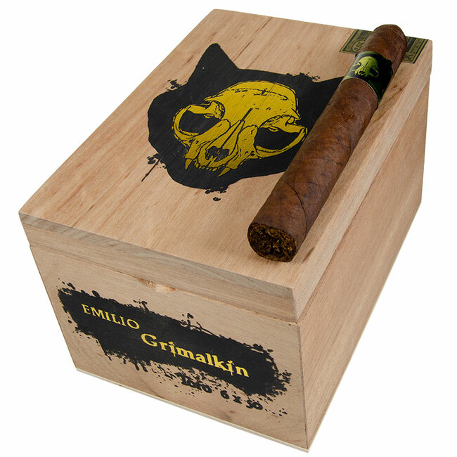 Emilio Cigars Grimalkin Toro 6x50