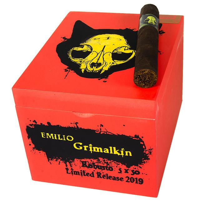 Emilio Cigars Grimalkin Robusto 5x50 L.E.