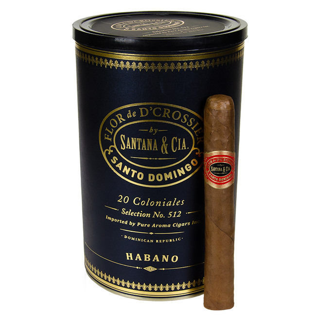 Flor De D'Crossier Selection 512 Habano Coloniales