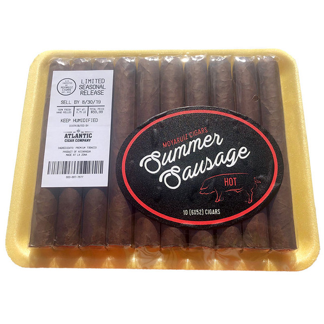 The Summer Sausage Hot Toro Habano