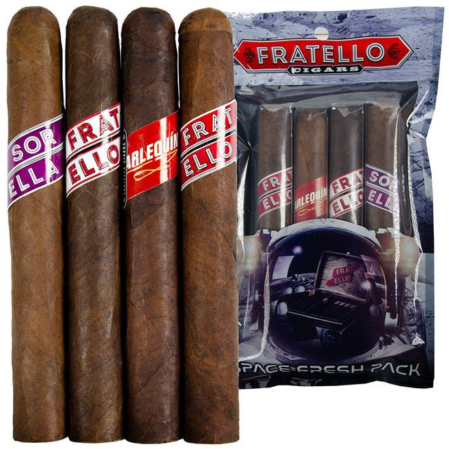 Fratello Space Fresh Cigar Sampler 4-Pack