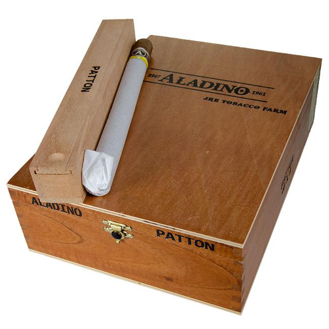 Aladino Corojo Patton Coffins (9x48)