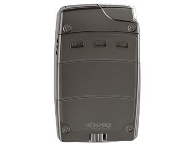 Xikar Ultra Mag Lighter & Cutter Combo Gunmetal
