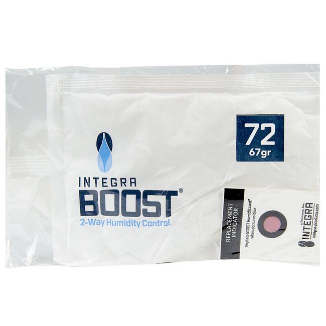Integra Boost 67g Pack 72%
