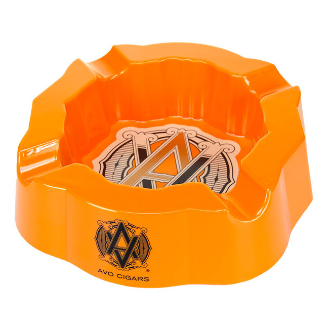 AVO Orange Melamine Ashtray