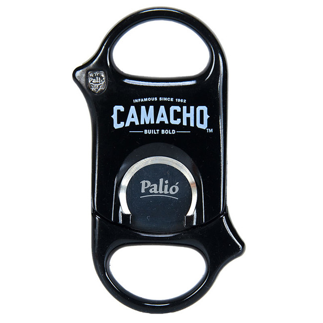 Camacho Palio Black Cigar Cutter