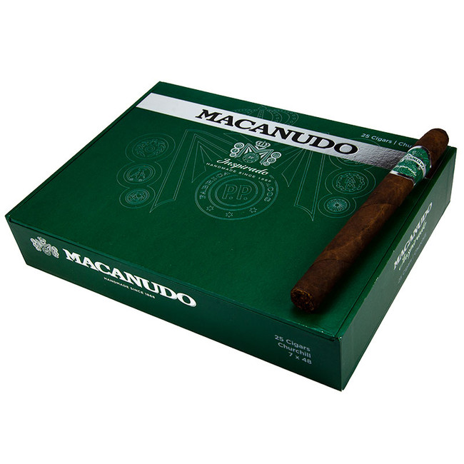 Macanudo Inspirado Green Churchill