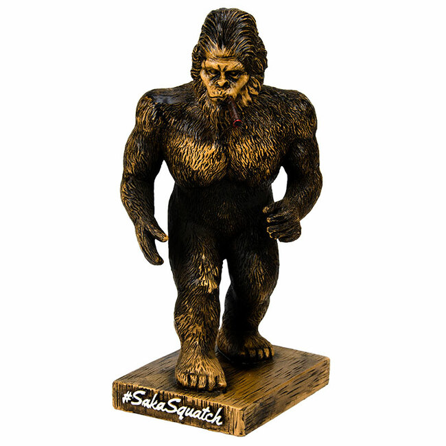 Saka Squatch Figurine