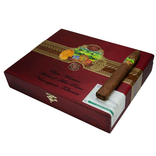 Oliva Master Blend 3 Torpedo Box
