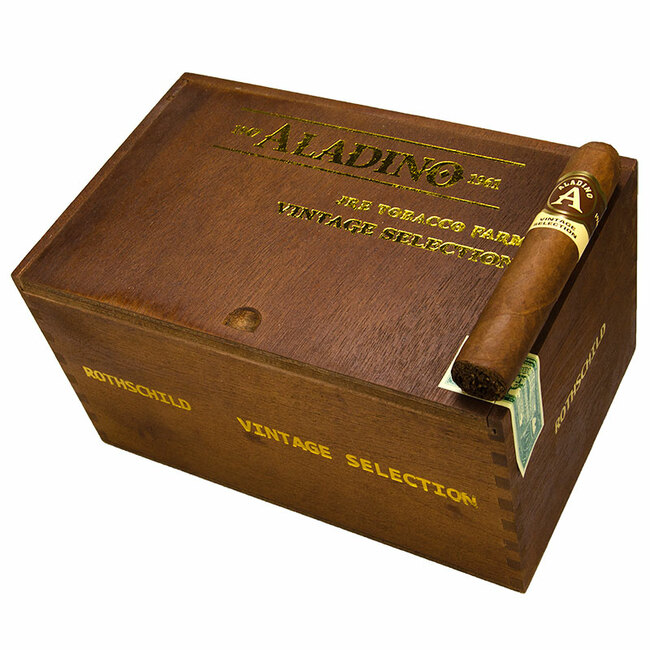 Aladino Habano Vintage Selection LE Rothschild (4-1/2x48)